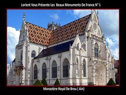 diaporama pps Plus beaux monuments de France 1