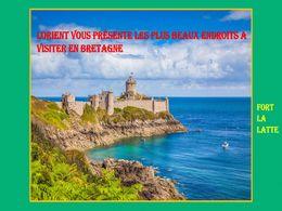 diaporama pps Plus beaux endroits à visiter en Bretagne