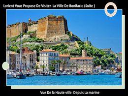 diaporama pps Ville de Bonifacio
