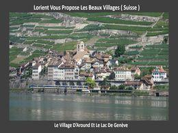 diaporama pps Les beaux villages – Suisse