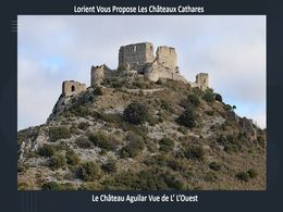 diaporama pps Les châteaux Cathares