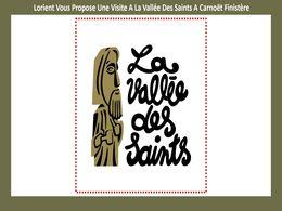 diaporama pps La Vallée des Saints – Carnoët – Finistère