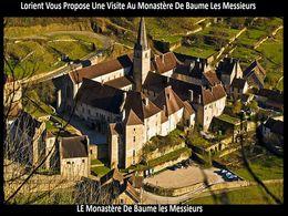 diaporama pps Monastère de Baume Les Messieurs
