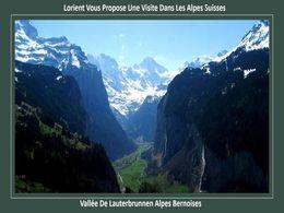 diaporama pps Visite dans les Alpes-Suisses