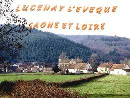 diaporama pps Lucenay-l'Évêque – Saône-et-Loire