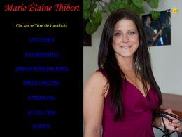 diaporama pps Marie-Élaine Thibert