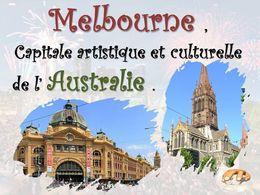 diaporama pps Melbourne – Australie
