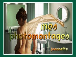 diaporama pps Mes photomontages