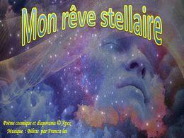 diaporama pps Mon rêve stellaire