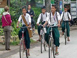 diaporama pps Myanmar sur la route