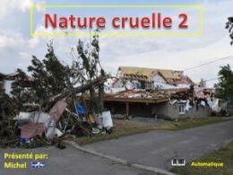 diaporama pps Nature cruelle 2
