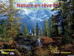 diaporama pps Nature en rêve 27