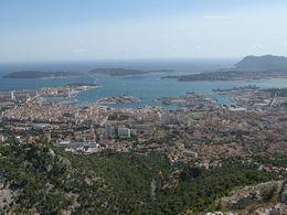 diaporama pps Navigation en rade de Toulon France