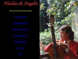 diaporama pps Nicolas de Angelis I