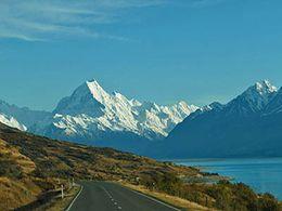 diaporama pps Nouvelle-Zélande – Alpes du sud