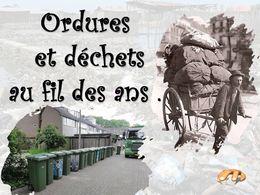 diaporama pps Ordures et déchets