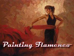 diaporama pps Painting Flamenco