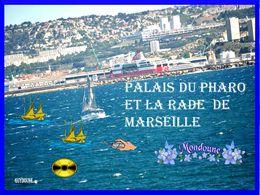 diaporama pps Palais du pharo et rade de Marseille