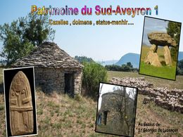diaporama pps Patrimoine du sud Aveyron 1