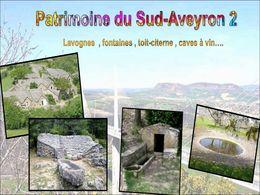 diaporama pps Patrimoine du sud Aveyron 2