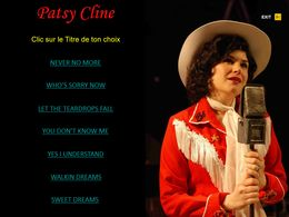diaporama pps Patsy Cline I