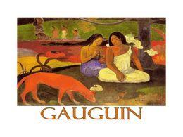 diaporama pps Paul Gauguin – Joyeusetés