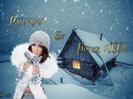 diaporama pps Paysages en hiver II