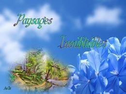 diaporama pps Paysages inoubliables