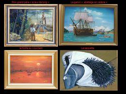 diaporama pps Peintures de Michel Moutte
