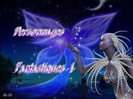 diaporama pps Personnages fantastiques I
