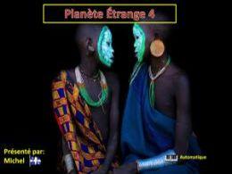 diaporama pps Planète étrange 4