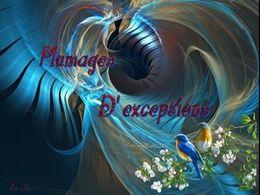 diaporama pps Plumages d'exceptions