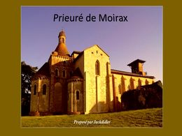 diaporama pps Prieuré de Moirax