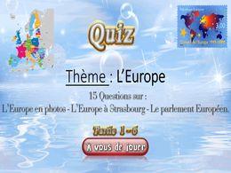 diaporama pps Quiz l'europe 1 – 6