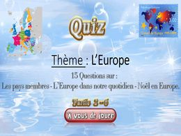 diaporama pps Quiz l'Europe 2 – 6