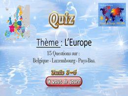 diaporama pps Quiz l'Europe 3 – 6