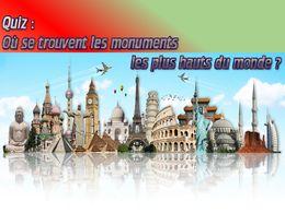 diaporama pps Monuments les plus hauts du monde
