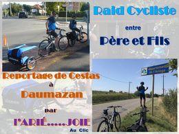 diaporama pps Raid vélo père et fils