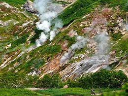 diaporama pps Russie – Kamchatka vallée des geysers