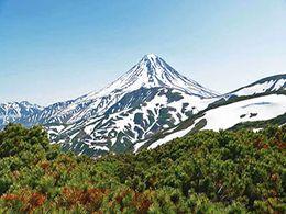 diaporama pps Russie – Volcans du Kamtchatka