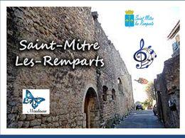 diaporama pps Saint-Mitre-les-Remparts – Provence