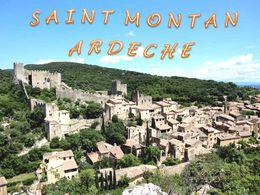 diaporama pps Saint-Montan – Ardèche