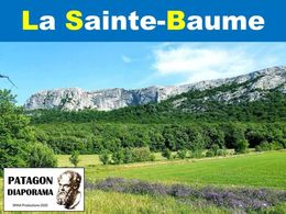 diaporama pps La Sainte-Baume