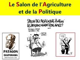 diaporama pps Salon de l'agriculture