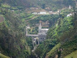 diaporama pps Sanctuaire de Las Lajas – Colombie