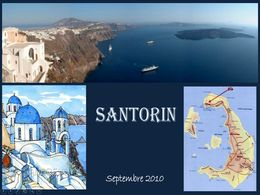 diaporama pps Santorin – Cyclades
