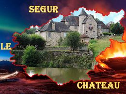 diaporama pps Segur – Le château