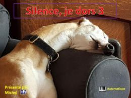 diaporama pps Silence je dors 3