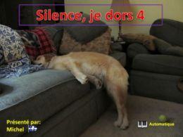 diaporama pps Silence je dors 4