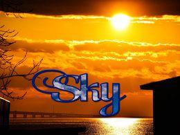 diaporama pps Sky